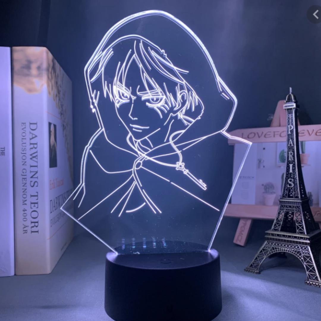 Eren lamp - Attack On Titan Shop