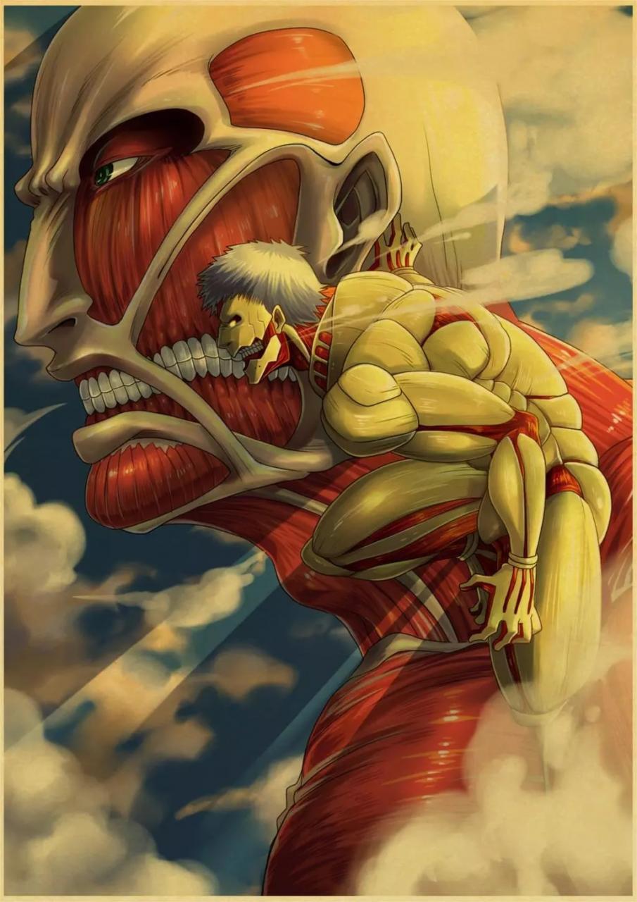 attack on titan poster 2 - Attack On Titan Shop