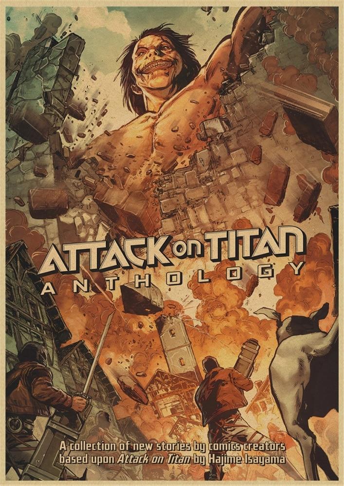 attack on titan poster m1 4 - Attack On Titan Shop
